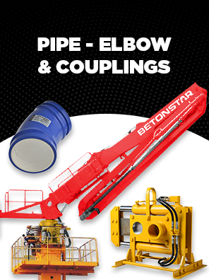 Pipe Elbow and Couplings